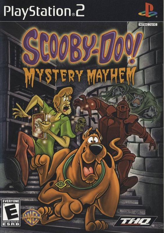 Scooby-Doo! Mystery Mayhem - PlayStation 2