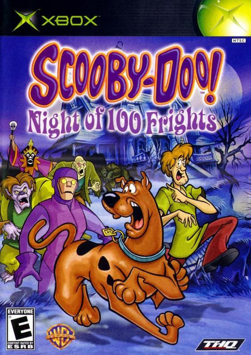 Scooby-Doo! Night of 100 Frights - Xbox