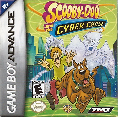 Scooby-Doo and the Cyber Chase - Game Boy Advance