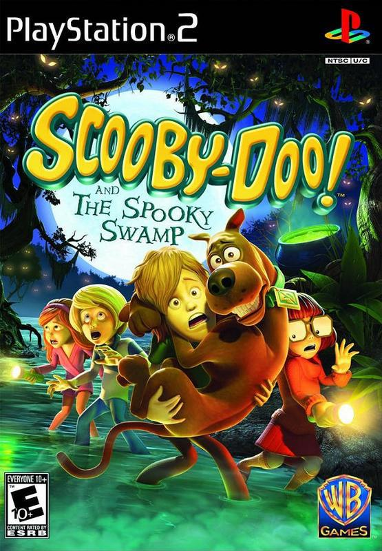 Scooby-Doo! and the Spooky Swamp - PlayStation 2