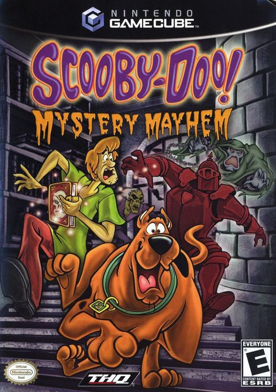 Scooby Doo Mystery Mayhem - Gamecube