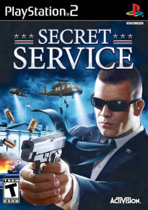 Secret Service - PlayStation 2