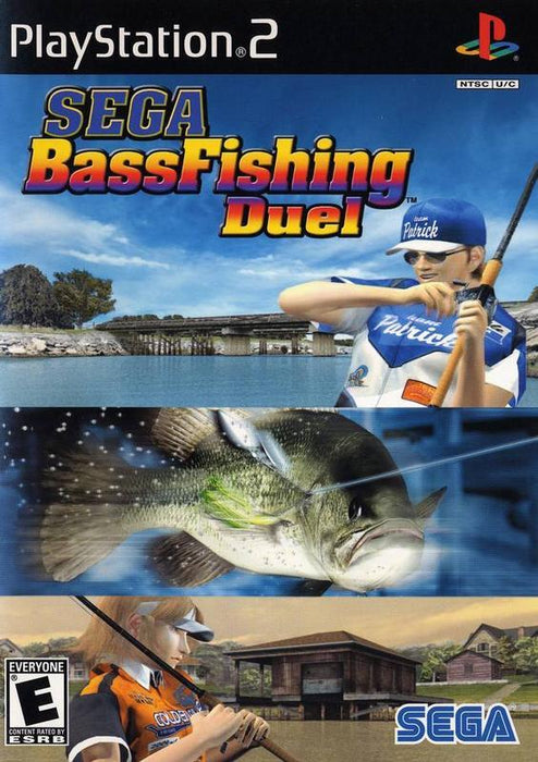 Sega Bass Fishing Duel - PlayStation 2