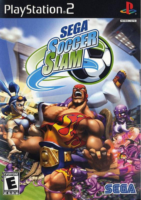 Sega Soccer Slam - PlayStation 2