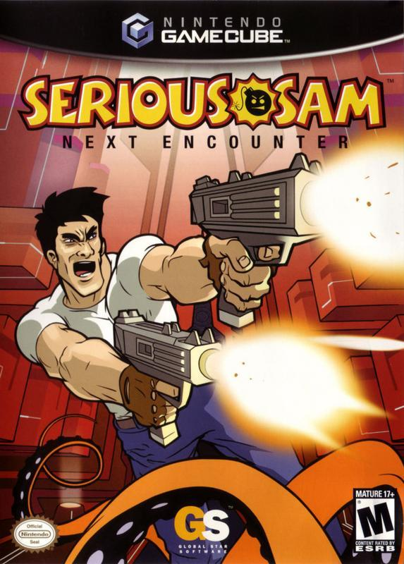Serious Sam The Next Encounter - Gamecube