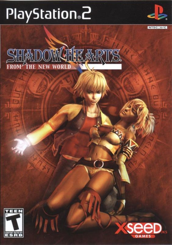 Shadow Hearts From The New World - PlayStation 2