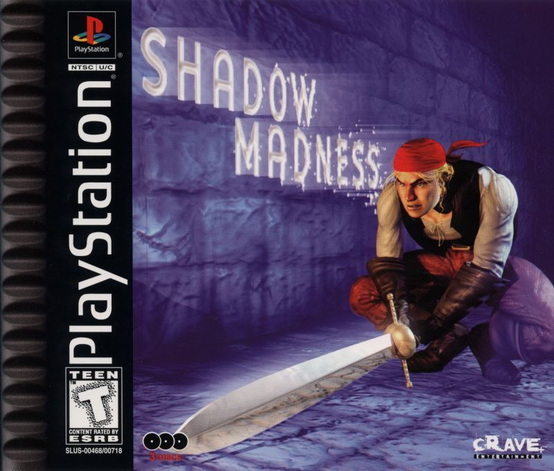Shadow Madness - PlayStation 1
