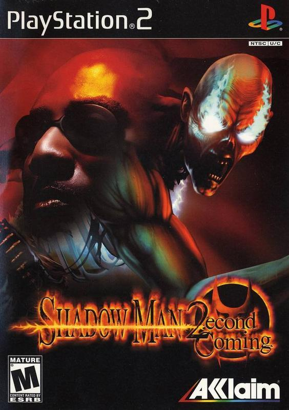 Shadow Man 2econd Coming - PlayStation 2