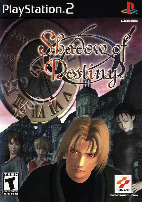 Shadow of Destiny - PlayStation 2