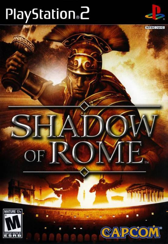 Shadow of Rome - PlayStation 2