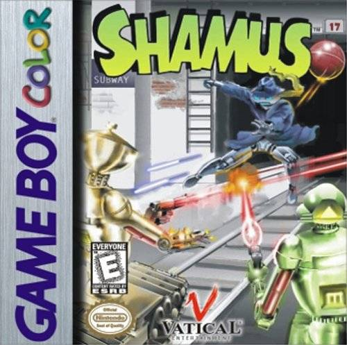 Shamus - Game Boy Color