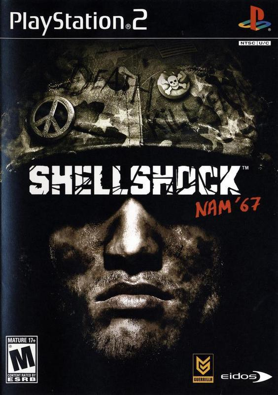 Shellshock Nam 67 - PlayStation 2