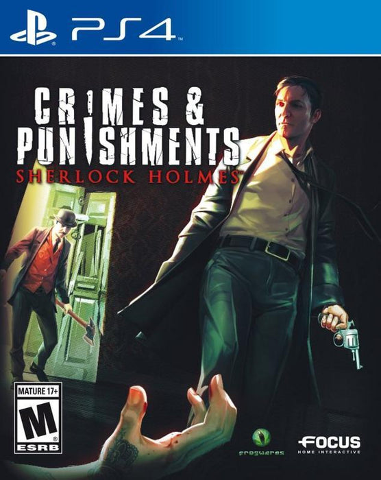 Sherlock Holmes Crimes & Punishments - PlayStation 4