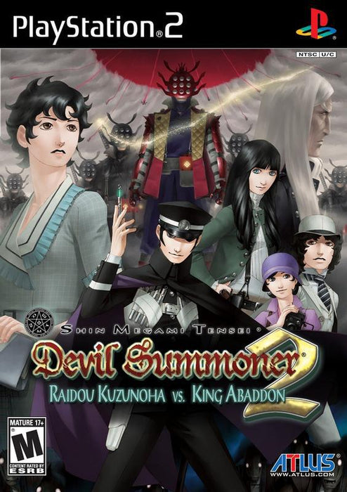 Shin Megami Tensei Devil Summoner 2 Raidou Kuzunoha vs. King Abaddon - PlayStation 2