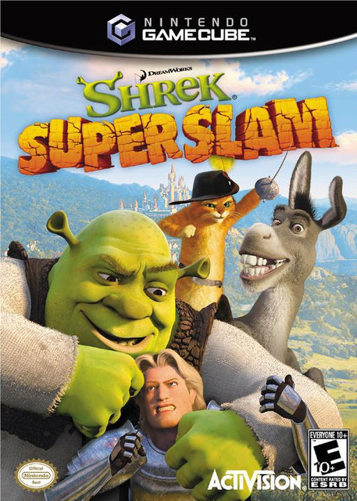 Shrek SuperSlam - Gamecube