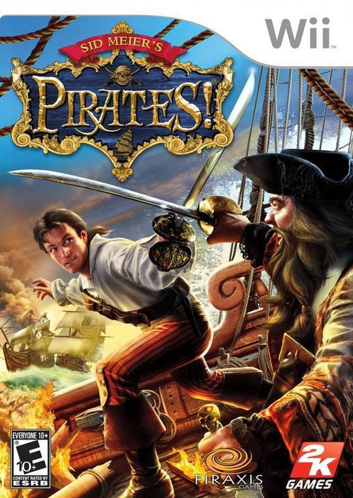 Sid Meiers Pirates! - Wii