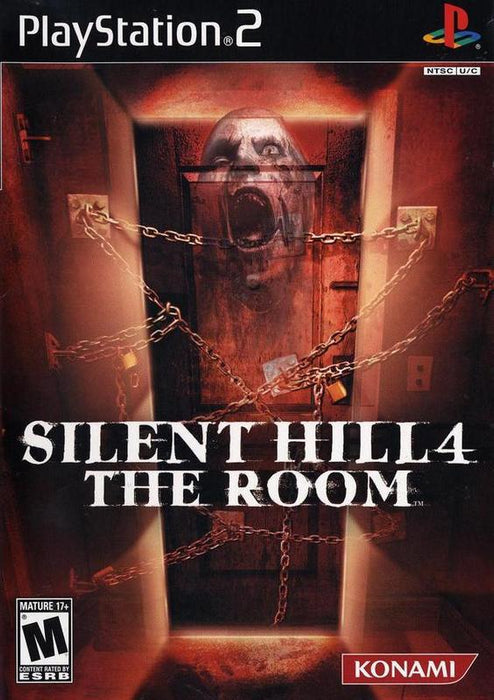 Silent Hill 4 The Room - PlayStation 2