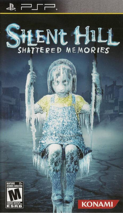 Silent Hill Shattered Memories - PlayStation Portable