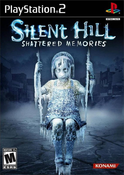 Silent Hill Shattered Memories - PlayStation 2