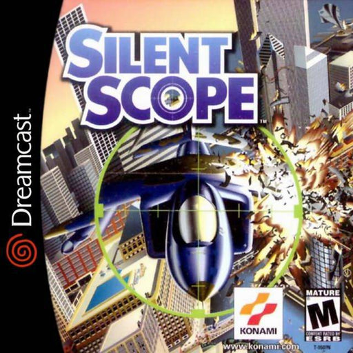 Silent Scope - Sega Dreamcast