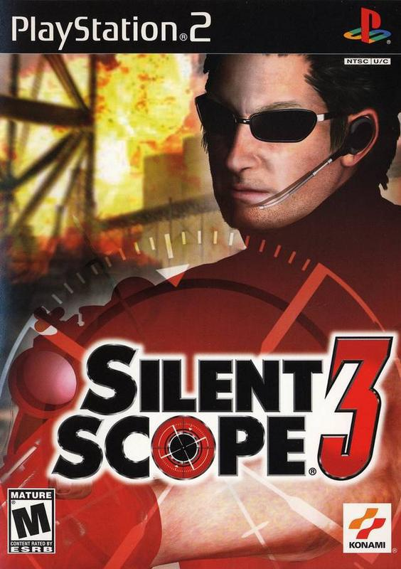 Silent Scope 3 - PlayStation 2