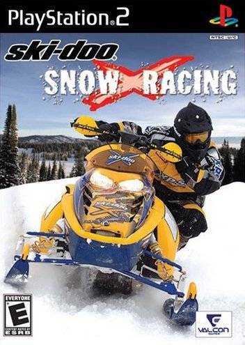Ski-doo Snow X Racing - PlayStation 2