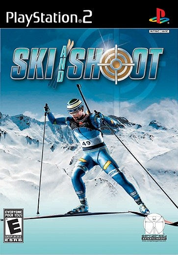 Ski & Shoot - PlayStation 2