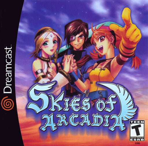 Skies of Arcadia - Sega Dreamcast