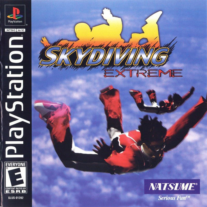 Skydiving Extreme - PlayStation 1
