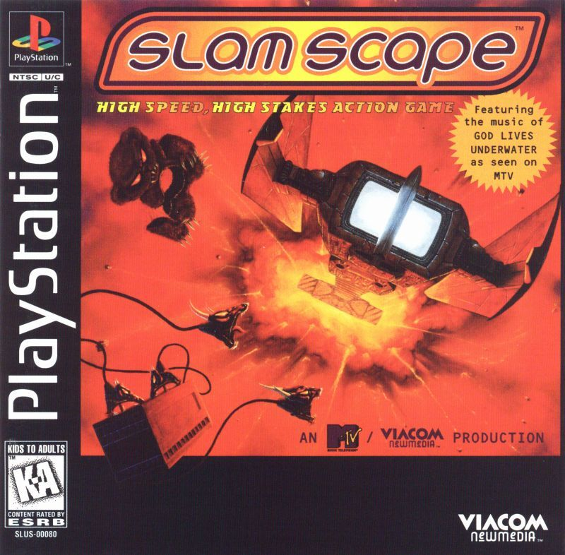 Slamscape - PlayStation 1