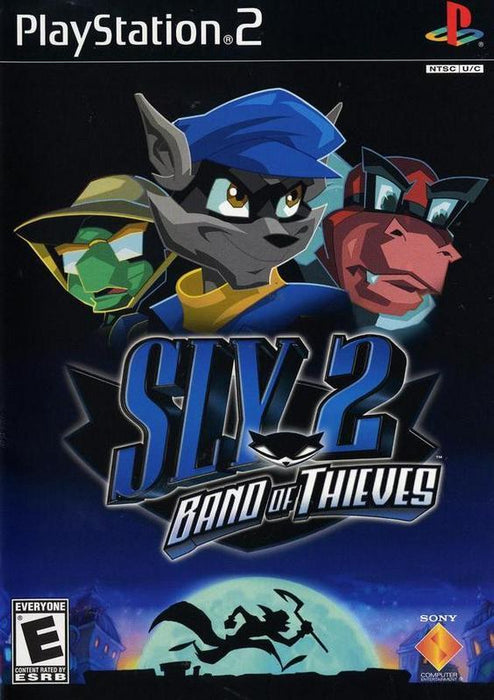 Sly 2 Band of Thieves - PlayStation 2