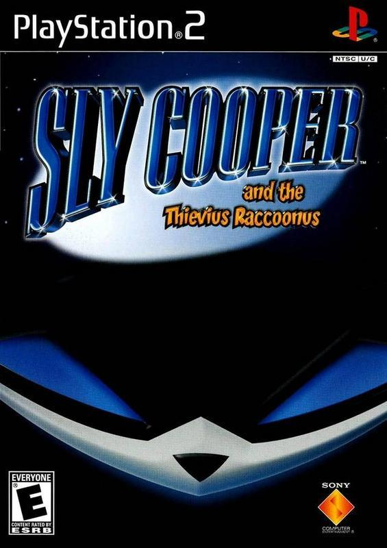 Sly Cooper and the Thievius Raccoonus - PlayStation 2