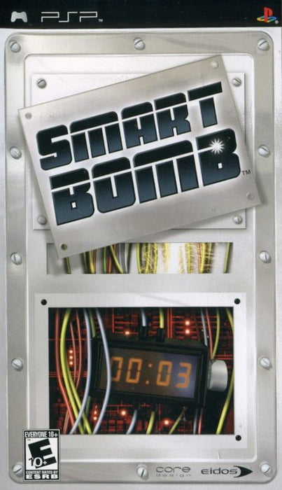 Smart Bomb - PlayStation Portable