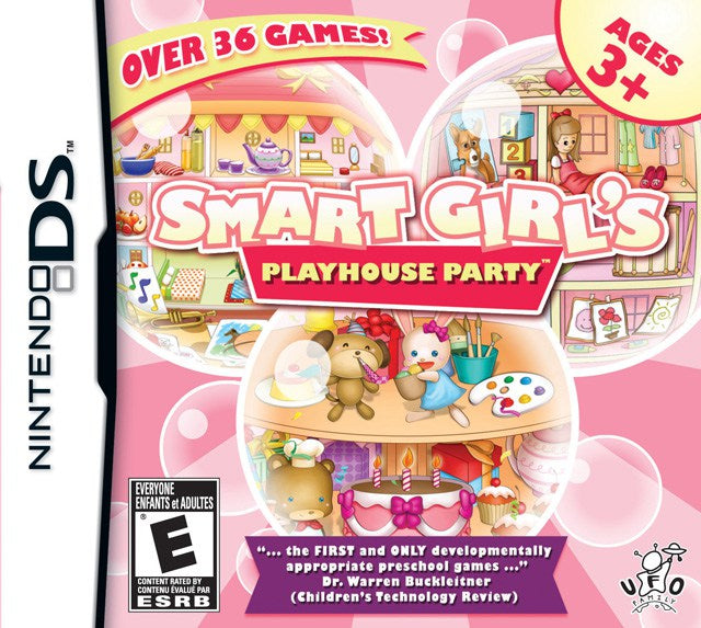 Smart Girls Playhouse Party - Nintendo DS