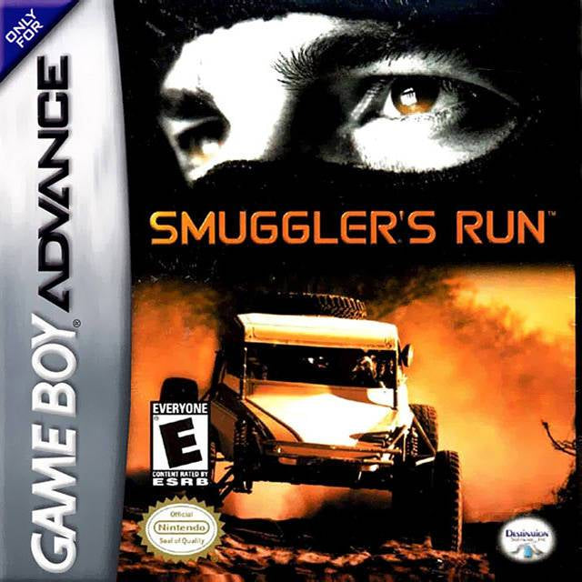 Smugglers Run - Game Boy Advance