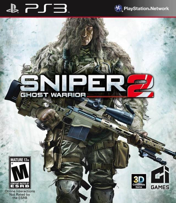 Sniper Ghost Warrior 2 - PlayStation 3