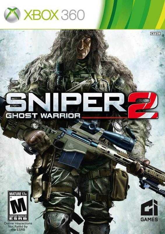 Sniper Ghost Warrior 2 - Xbox 360
