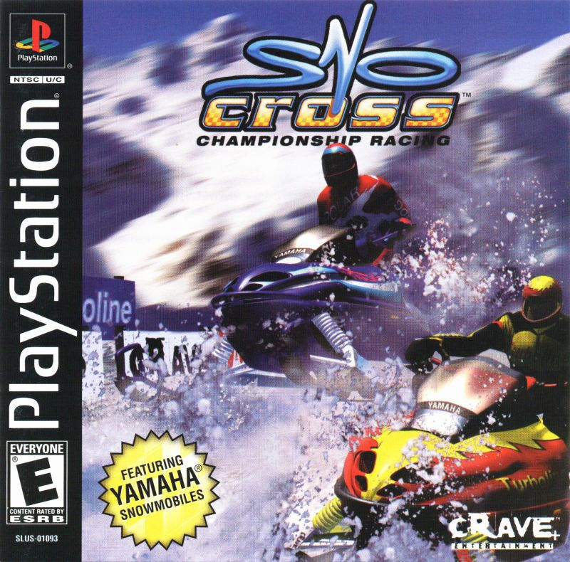 Sno-Cross Championship Racing - PlayStation 1