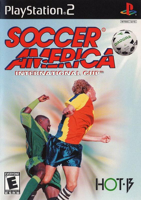 Soccer America International Cup - PlayStation 2