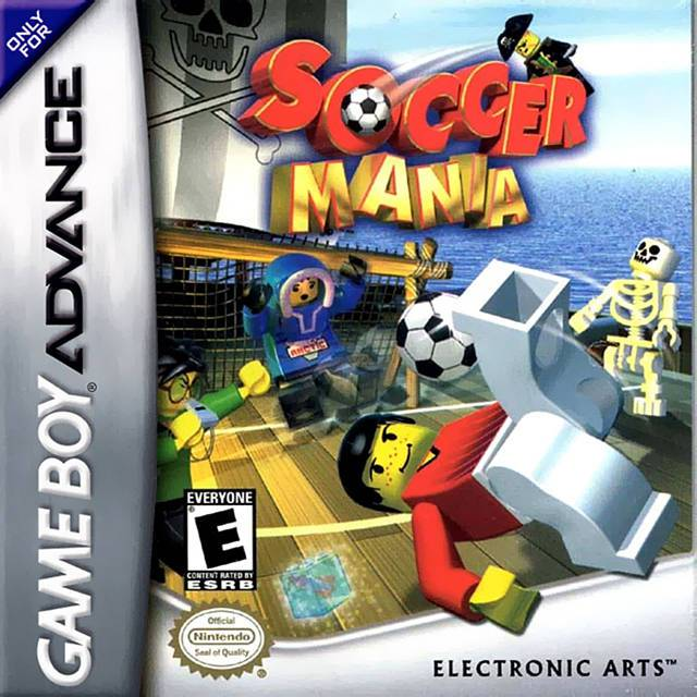 Soccer Mania - Game Boy Advance