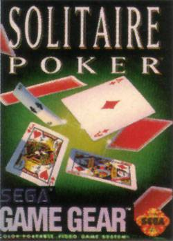 Solitaire Poker - Sega Game Gear