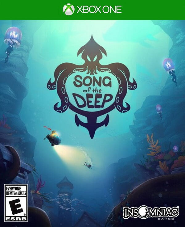 Song of the Deep - Xbox One
