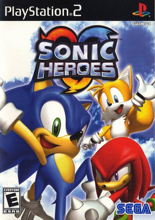 Sonic Heroes - PlayStation 2