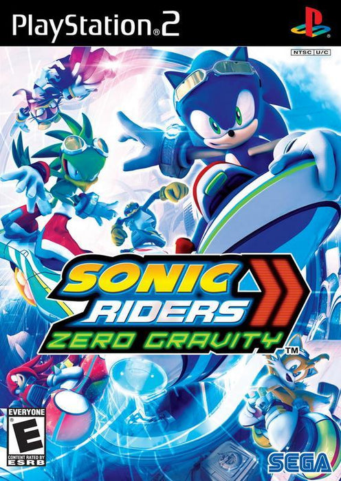 Sonic Riders Zero Gravity - PlayStation 2