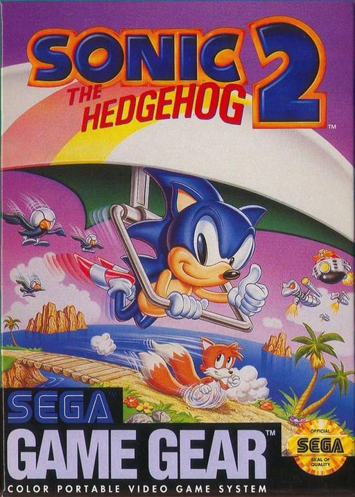 Sonic the Hedgehog 2 - Sega Game Gear
