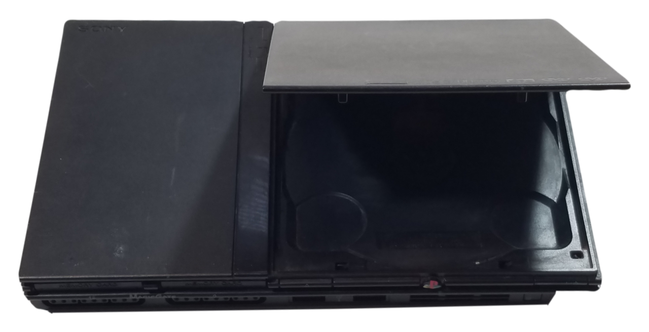 Sony PlayStation 2 Slim Console System – Black