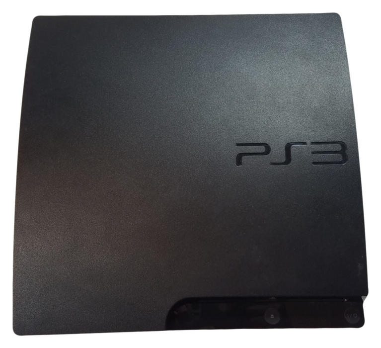 Sony PlayStation 3 Slim Console System – PS3 – Black- 320GB