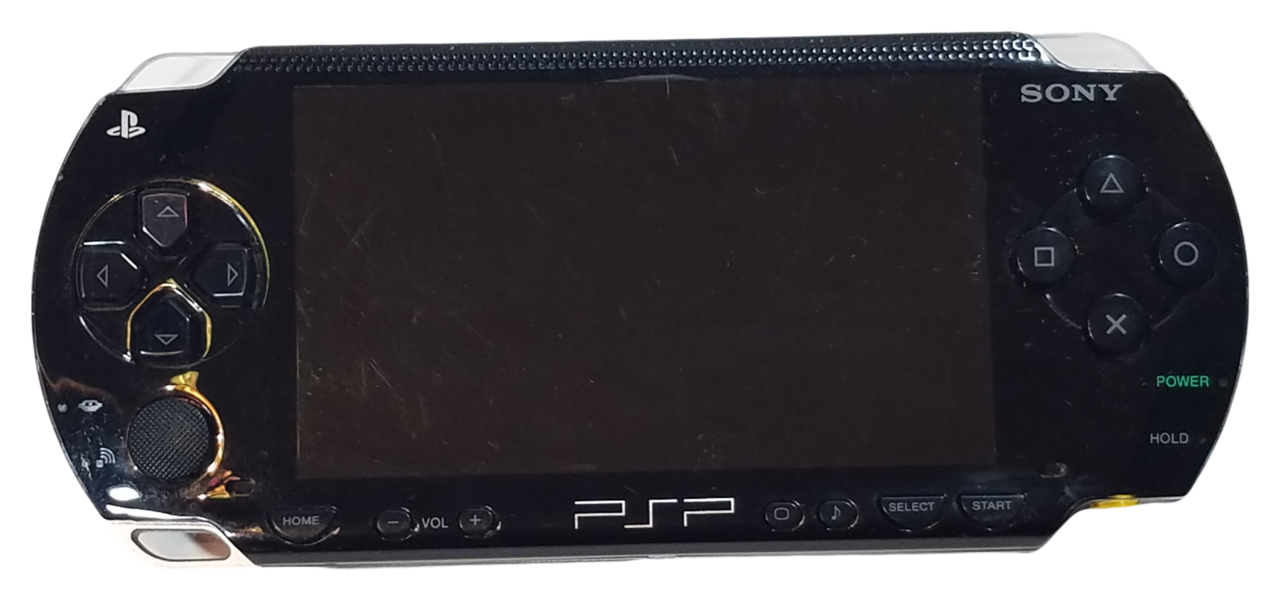 Sony PSP PlayStation Portable Console System 1001 – Piano Black