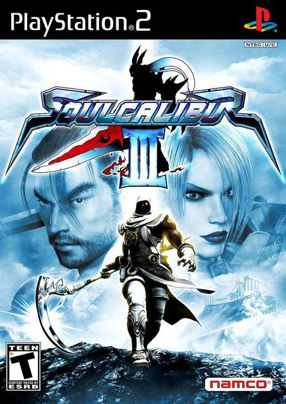 Soul Calibur III - PlayStation 2