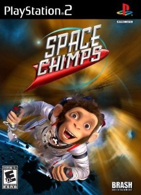 Space Chimps - PlayStation 2